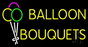 Balloon Bouquets LED Neon Sign