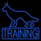 Dog Training Neon Sign