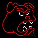 Bull Dog Neon Sign