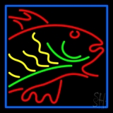 Fish Logo 1 Neon Sign