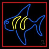 Fish 2 Neon Sign