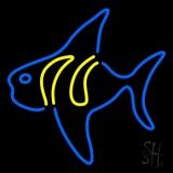 Fish 3 Neon Sign