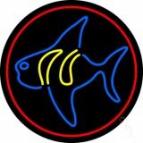 Fish 4 Neon Sign