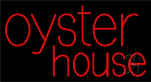 Oyster House 1 LED Neon Sign