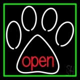 Pet Open Neon Sign