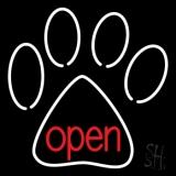 Pet Open 1 Neon Sign