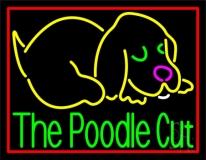 The Poodle Cut Neon Sign