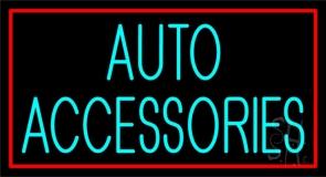 Auto Accessories Block 2 Neon Sign