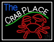 Custom Crab 1 Neon Sign