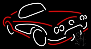 Logo Of Car Neon Sign