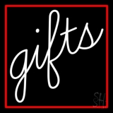 White Gifts Stylish Neon Sign