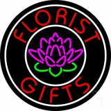 Florists Gifts Logo Neon Sign