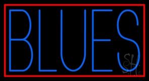 Blues Block 2 Neon Sign