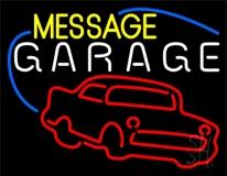 Custom Garage Car Logo Neon Sign