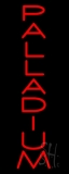 Red Palladium Neon Sign
